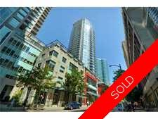 Yaletown Apartment for sale: Atelier 1 bedroom 533 sq.ft. (Listed 2013-07-20)