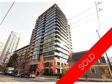 Yaletown Apartment for sale: Richards Living 1 bedroom 550 sq.ft. (Listed 2012-09-03)