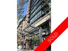 Yaletown Apartment for sale: Richards Living 1 bedroom 586 sq.ft. (Listed 2012-08-14)