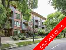 Kitsilano Condo for sale:  1 bedroom 757 sq.ft. (Listed 2017-06-20)