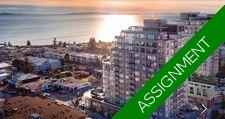 White Rock Condo for sale:  1 bedroom 551 sq.ft. (Listed 2020-04-27)